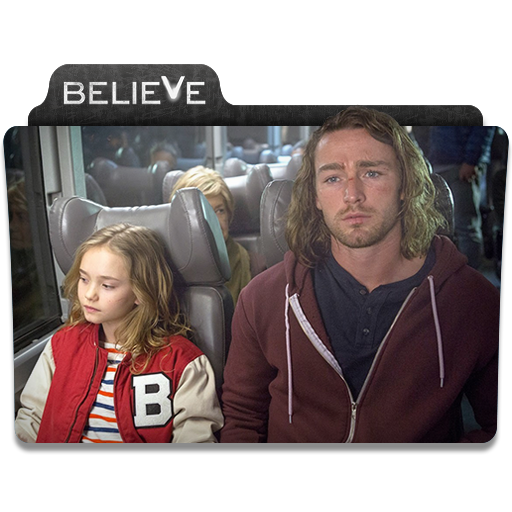Believe Icon Midseason Tv Series Iconset Limav
