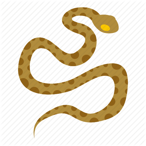 Animal, Danger, Nature, Serpent, Snake, Spot, Wildlife Icon