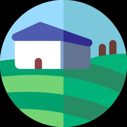 Fields Farm Png Icon