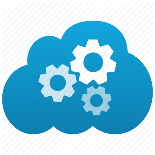 Cloud Service Provider Data Icons Images