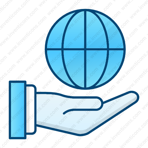 Download Global,services,global Business Icon Inventicons