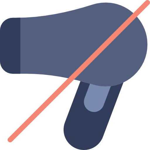 Hairdryer Icon Hotel Services Smashicons