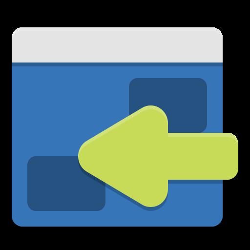 Session Icon Papirus Apps Iconset Papirus Development Team