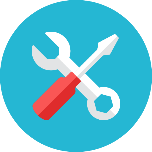 Settings Flat Icon