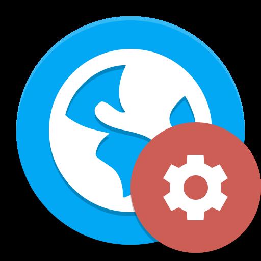 Applications Development Web Icon Papirus Apps Iconset Papirus