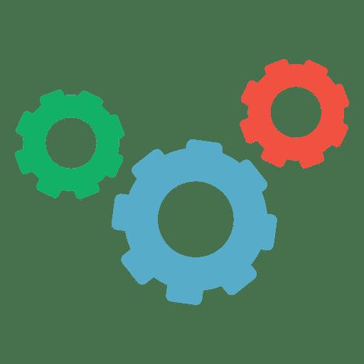Cog Wheel Color