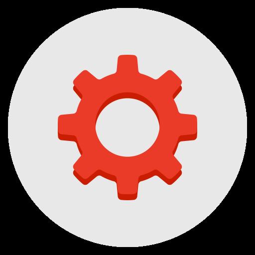 Clog, Configuration, Setup, Gear, System Icon