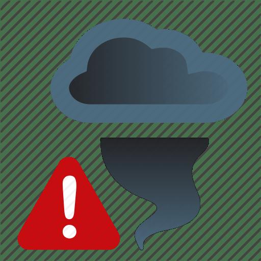 Tornado Severe Weather Icon