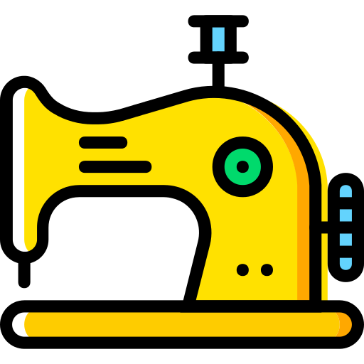 Sewing Machine Sew Png Icon