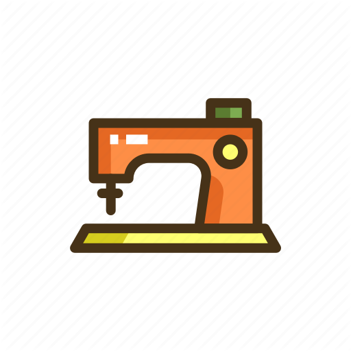 Sew, Sewing, Sewing Machine Icon