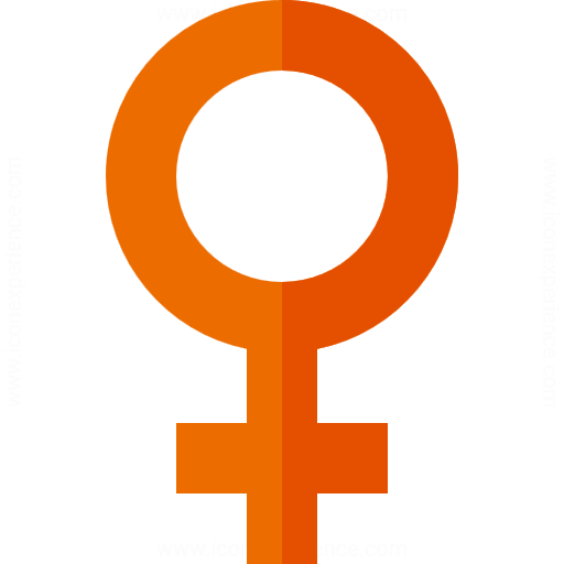 Iconexperience G Collection Symbol Female Icon