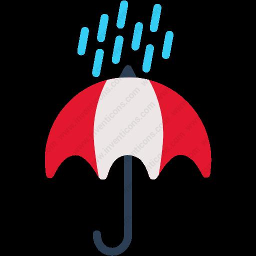 Download Shadow,umbrella,shadow,rain,ring Icon Inventicons