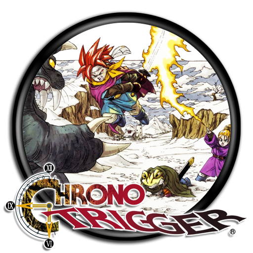 Download Free Chrono Trigger Transparent Icon Favicon