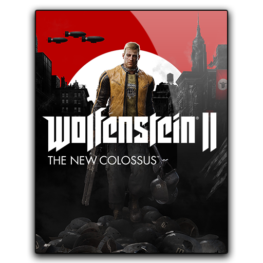 Icon Wolfenstein Ii The New Colossus