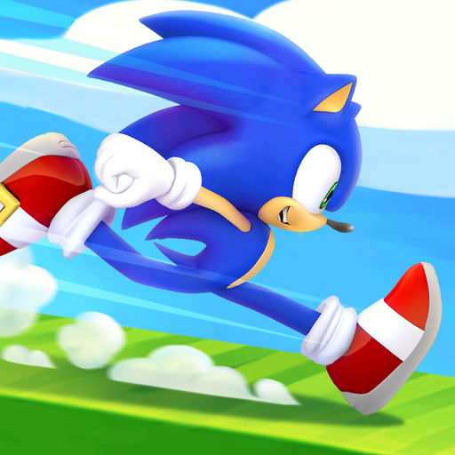 App Store Discount Off 'sonic Runners Adventure'