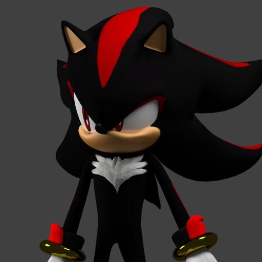 Shadow Hedgehog Blend Swap