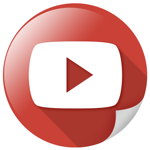 Youtube With Shadow Logo Png Images