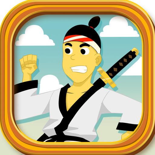Dojo Seige Power Fight Ninja Shadow Warrior Vs Samurai Soldier Pro