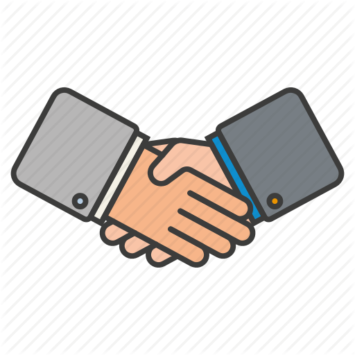 Agreement, Business, Deal, Shake Hands Icon