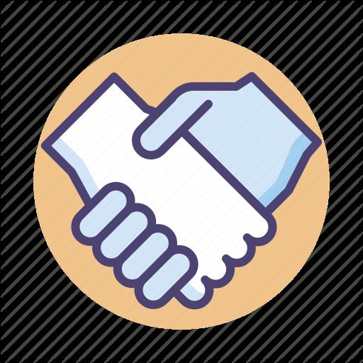 Agreement, Handshake, Partnership, Shake Hands, Shaking Hands Icon