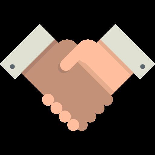 Cooperation, Hands And Gestures, Business, Agreement, Handshake