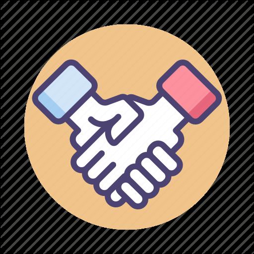 Handshake, Shake Hands, Shaking Hands Icon