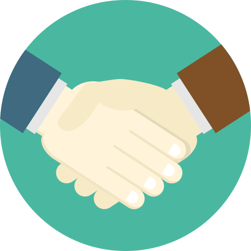 Hand Shake Png Icon