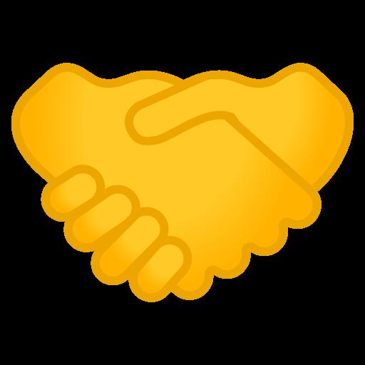 Handshake Icon Noto Emoji People Bodyparts Iconset Google