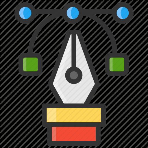 Art, Design, Pen, Point, Shape Icon