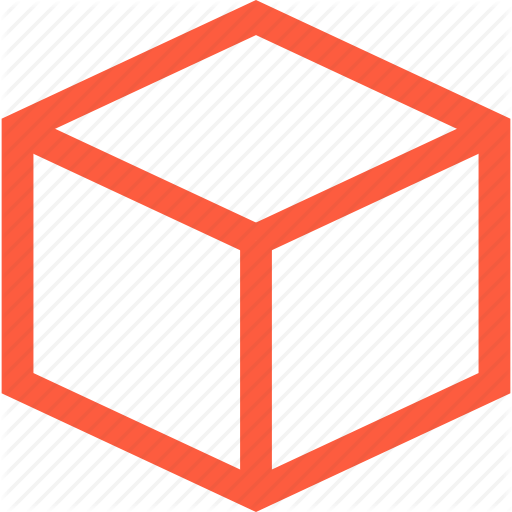 Cube, Dimensions, Figure, Form, Geometry, Shape Icon