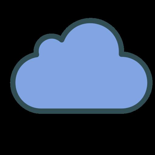 Cloud, Shape, Sky, Storage, Internet, Brand Icon Free Of Brands