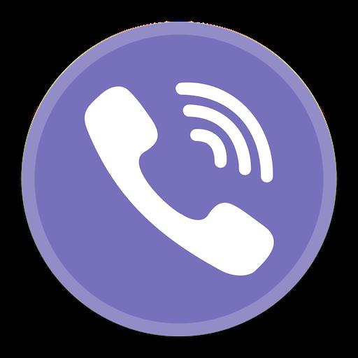 Viber Icon Button Ui