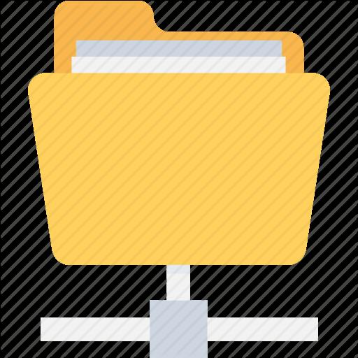 Data Access, Folder, Information Access, Network Folder, Shared