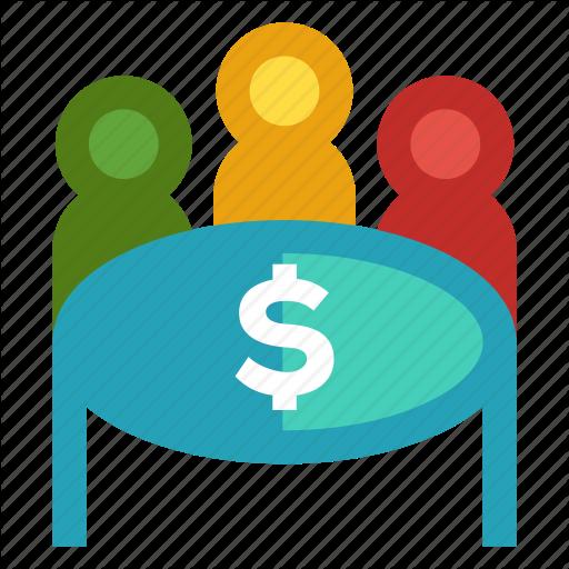 Business, Capitalist, Investor, Lender, Shareholder Icon