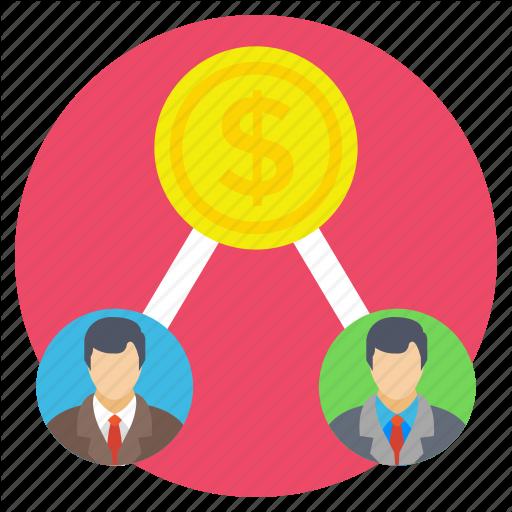 Financier, Investor, Partners, Share Owners, Shareholder Icon