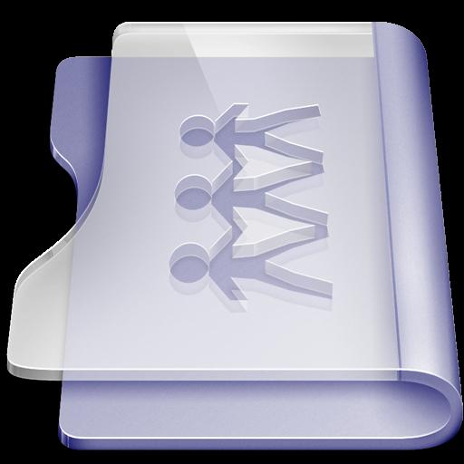 Purple, Sharepoint Icon