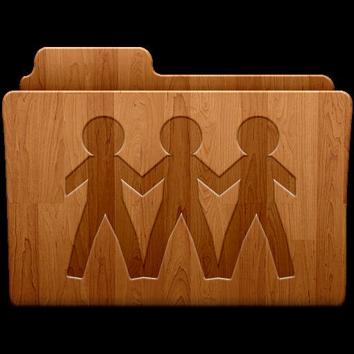Sharepoint, Folder Icon Free Of Wood Folders Icons