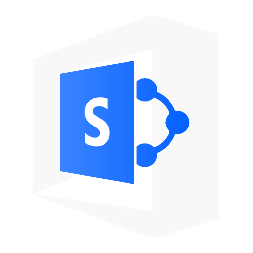 Sharepoint,white Pngicoicns Free Icon Download