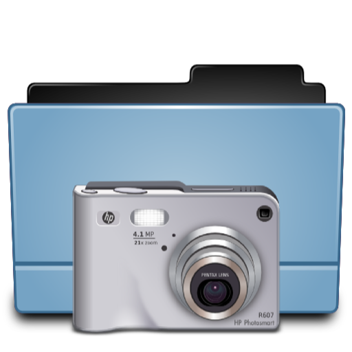 Folder Camera Icon Free Download As Png And Icon Easy