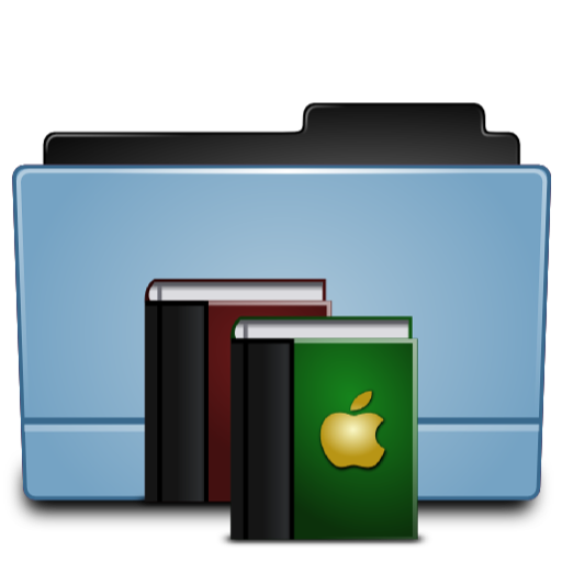 Folder Library Icon Free Download As Png And Formats