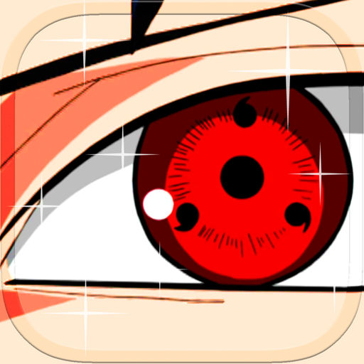 Pin Sharingan Eyes