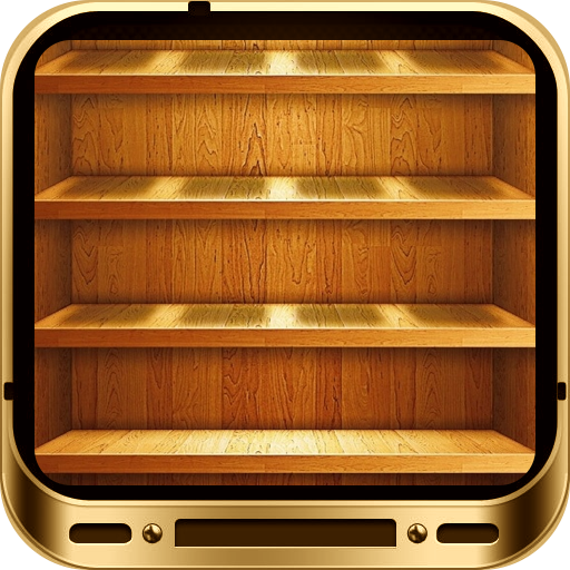 Pimp Your Shelf Icon Wallpapers Iphone Photo Video Apps