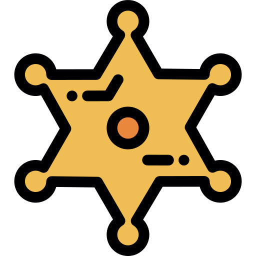 Sheriff Badge Png Icon