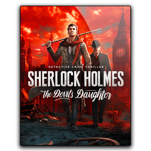 Icon Sherlock Holmes The Devil's Daughter