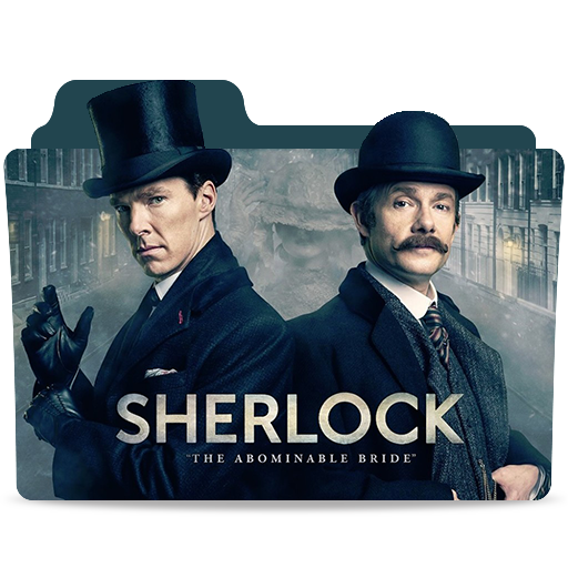 Sherlock The Abominable Bride Folder Icon Tv Serie