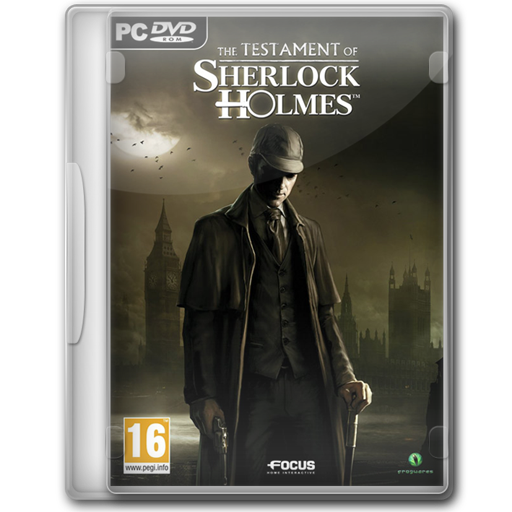 The Testament Of Sherlock Holmes Icon