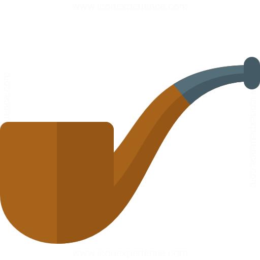 Iconexperience G Collection Tobacco Pipe Icon