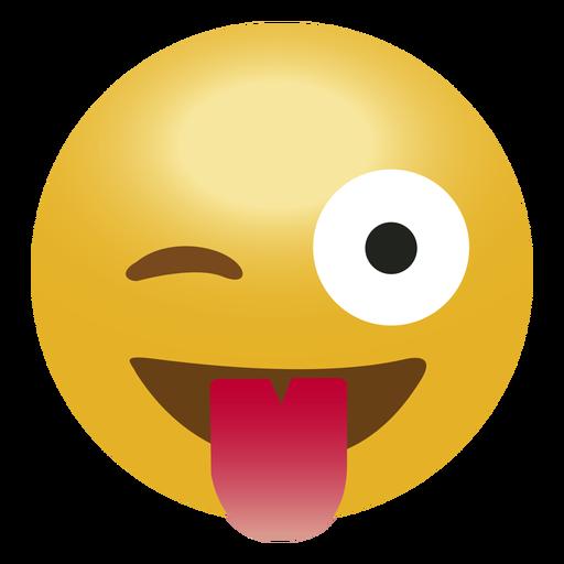 Cricuts Tongue Emoji, Emoji, Emoticon