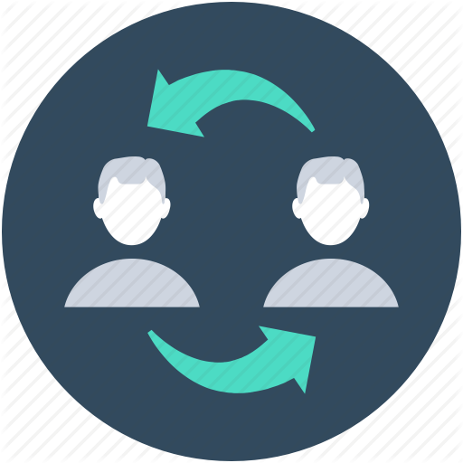 Communication, People, Persons, Shift Change, Talking Icon