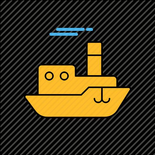 Boat, Boat Icon, Ship, Ship Icon Icon